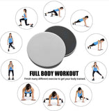 Core Slider Fitness Disc For Abdominal Training