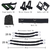 Total Fitness Resistance Bands