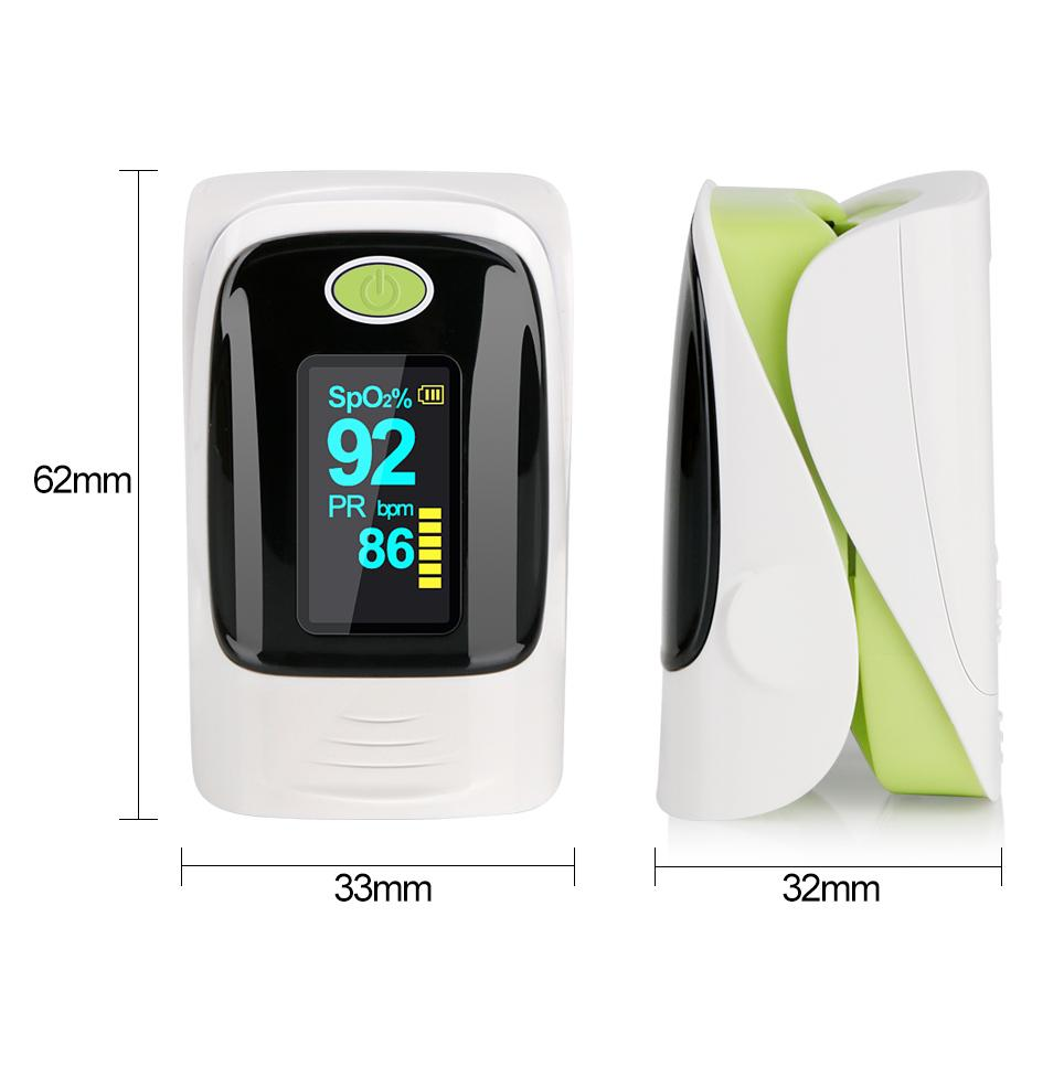 Fingertip Pulse Oximeter - https://stargoldshop.com/oximeter