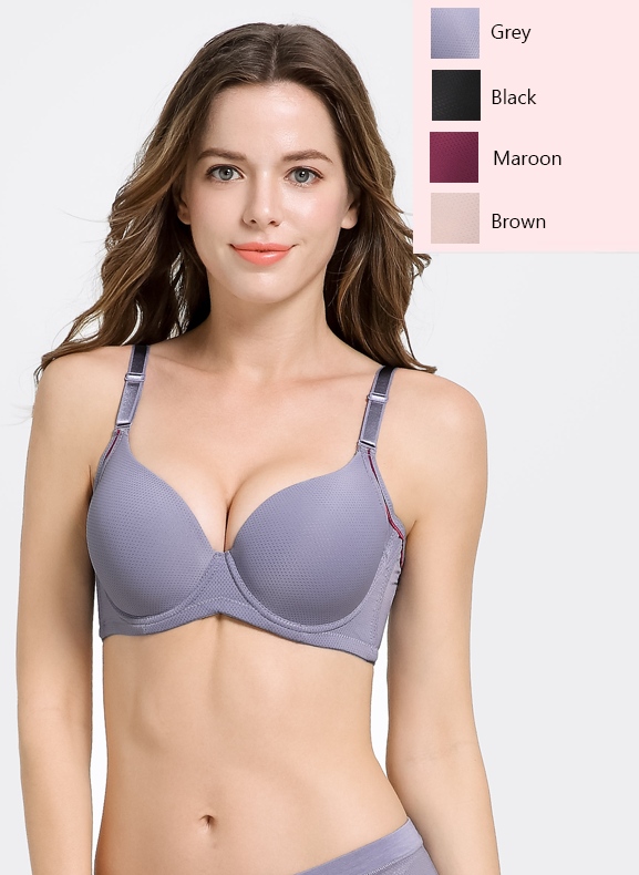 Tenuous Illusion Full Cup Padded Bra S10-29577