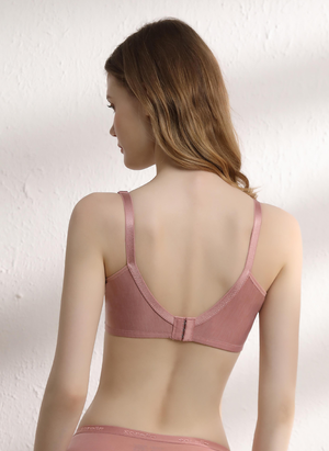 Strata High Panel Full Cup Padded Bra S10-29578
