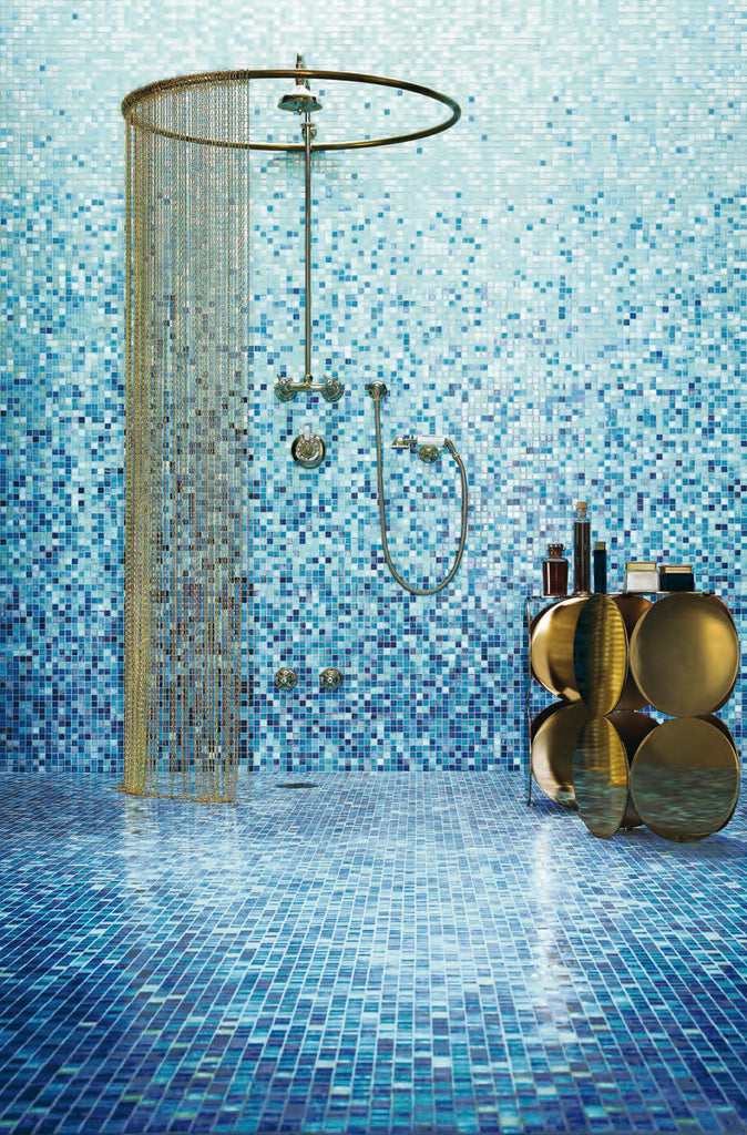 Bisazza Bathroom and Shower Rooms