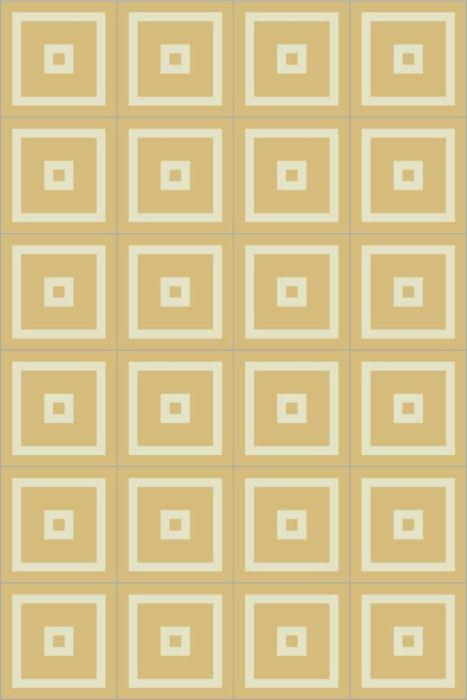 Bisazza Cementiles Couture Empire Limone