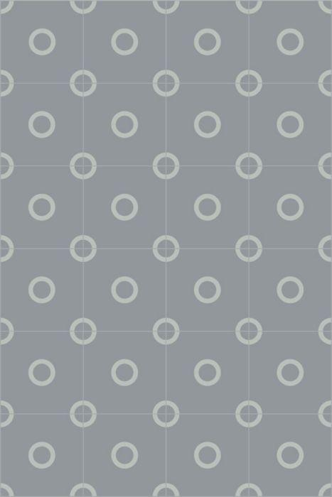 Bisazza Cementiles Couture Mould Grigio