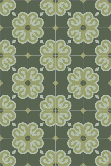 Bisazza Cementiles Couture Regal Foresta