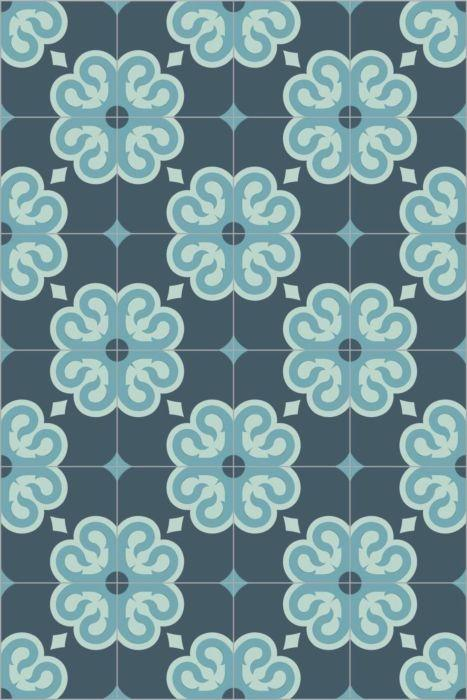 Bisazza Cementiles Couture Regal Pacific