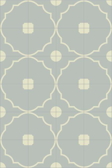 Bisazza Cementiles Couture Shrine Beton
