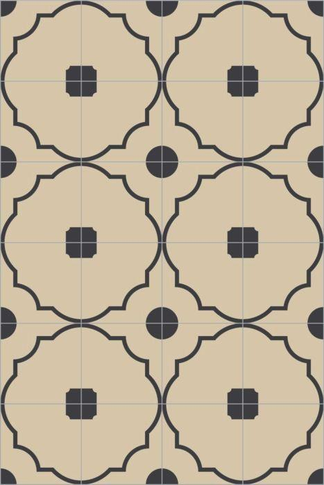 Bisazza Cementiles Couture Shrine Sabbia