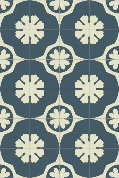 Bisazza Cementiles Couture Twiggy Sailor