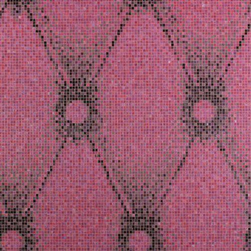 Bisazza Decori 10 Chester Pink