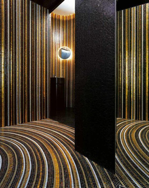 Bisazza Decori 10 Stripes Fall