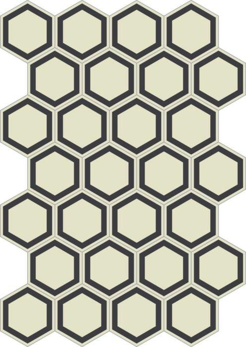 Bisazza Cementiles Couture Honey Vaniglia
