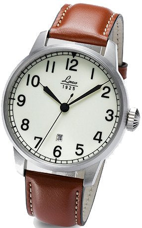 Laco valencia 861651 Mens automatic-self-wind watch