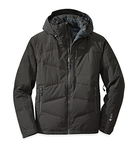 Outdoor Research Men's Stormbound Jacket, Charcoal, Small