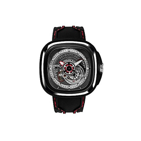 Sevenfriday S-series Automatic Black Dial Mens Watch S3/01