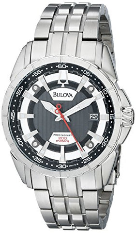 Bulova Men's 96B172 CAMPTON Sporty dress Watch