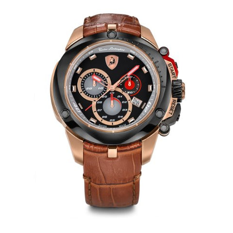 Tonino Lamborghini 7802 Shield Series Chronograph Watch