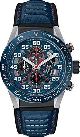 TAG Heuer Carrera Red Bull Racing Special Edition 45mm Mens Watch CAR2A1N.FT6100
