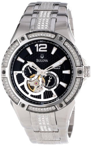 Bulova Men's 98A128 Self-Winding Mechanical Watch