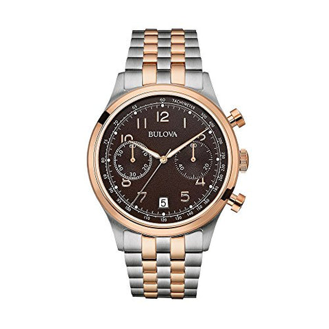 Bulova Men's Watch (Model: 98B248)