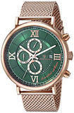 Christian Van Sant Men's 'Somptueuse' Automatic Stainless Steel Casual Watch, Color Rose Gold-Toned (Model: CV1130)