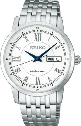 SEIKO PRESAGE sapphire glass mechanical (with manual winding) Men's Watch SARY025(Japan Import-No Warranty)