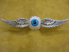 Unkl Ian's Flying Eyeball Badge #7