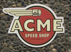 ACME Logo Sticker - Small