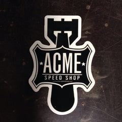 Keven Carter - ACME Bomb Sticker