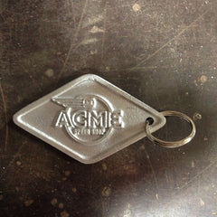 ACME Logo-Cast Aluminum Key Chain