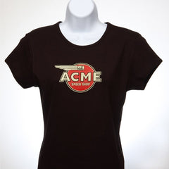 ACME Circle Logo-Black (Womens)