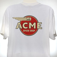 ACME Circle Logo-White (Mens)