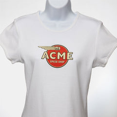ACME Circle Logo-White (Womens)
