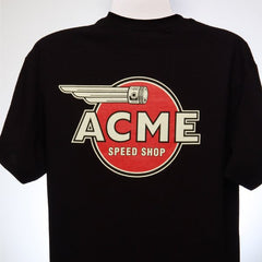 ACME Circle Logo-Black (Men's)