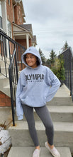 Load image into Gallery viewer, Olympia Bold Hoodie (Available in 2 colours)