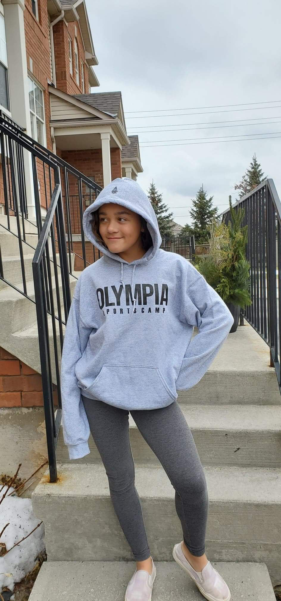 Olympia Bold Hoodie (Available in 2 colours)