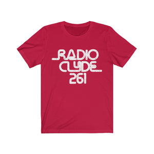 Radio Clyde 261 Tee Worn By Frank Zappa