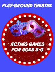 10 Acting Games For Preschoolers - Download