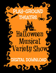 Halloween Children's Show - Radio Play Download