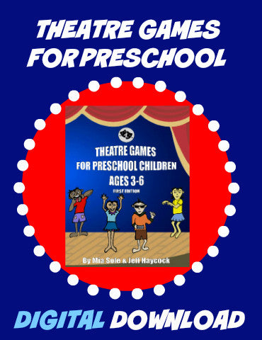 Book Download -Theatre Games for Preschool Children