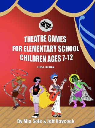 Book - Theatre Games for Ages 7-12