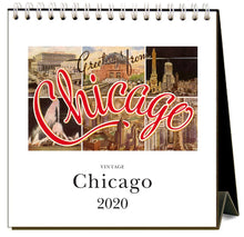 Load image into Gallery viewer, Chicago 2020 Calendar