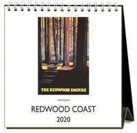 Redwood Coast 2020 Calendar