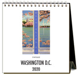 Washington DC 2020 Calendar
