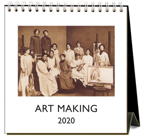 Art Making 2020 Calendar