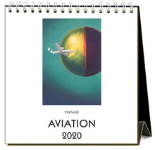 Load image into Gallery viewer, Aviation 2020 Calendar