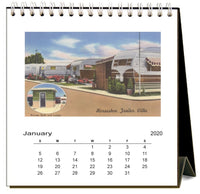 Travel Trailers 2020 Calendar