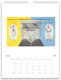 Travel Trailers 2020 Wall Calendar