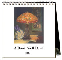 A Book Well Read 2021 Calendar