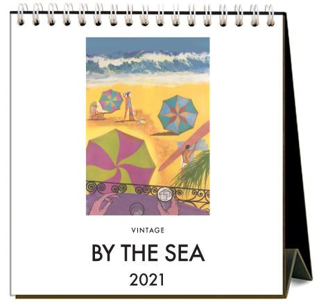 By the Sea 2021 Calendar